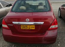 Used condition Nissan Versa 2010 with 1 - 9,999 km mileage