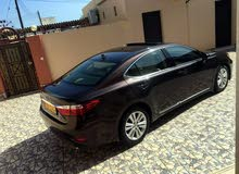 Used condition Lexus ES 2013 with 50,000 - 59,999 km mileage