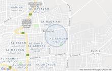 شقه فاخره للإيجار في الحي الشرقي اربد