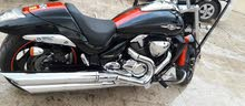 Used Suzuki motorbike up for sale in Amman