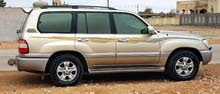 2003 Used Land Cruiser with Automatic transmission is available for sale