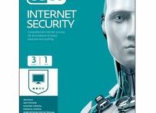Eset Internet Security 2020 1 year انتي فايروس
