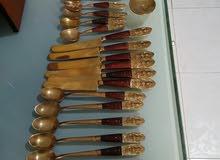 Vintage siam flatware 96 pices