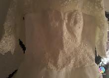 فستان عروس مع الكاب