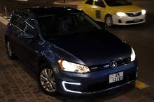 Automatic Volkswagen E-Golf 2015