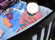 سرير اطفال من سنتربيوينت استعمال خفيف