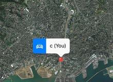 أرض صناعية مساحة 5135 متر  على مرفأ بيروت