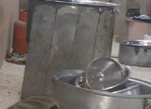 طباخ منتقل في الرياض مع اغراض طبخ