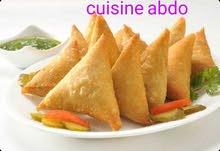 مقبلات مغربية حلوة ومالحة