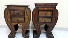 طاولتان استعمال خفيف