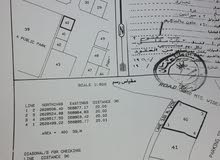 ارض سكنية تجارية وسط المنازل - مسقط
