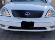 Lexus LS 430 لكزس