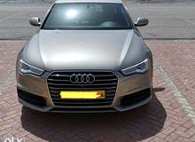 Audi a6 2017 for sel