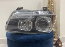 Dodge Charger SRT8 headlights