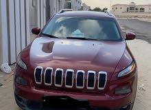 سياره جيب شروكي امريكي بدون حوادث رقم واحد نظيفه جدا