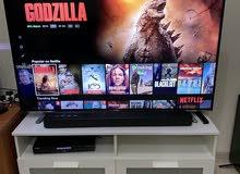 Hisense 55 inch 4k smart UHD tv for sale