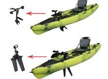 للبيع قوارب تجديف بالأقدام (كاياك) كياك