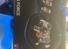 logitech G29 fro Ps4/ps3/pc used less than month