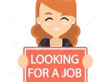 je cherche un travail comme vendeuse,cassiere, ou assistante