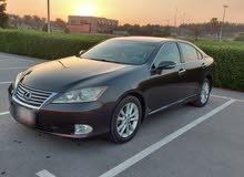 لكزس إي اس 350 موديل 2010 وارد امريكا مسجلة بالدولة فل مواصفات بحالة ممتازة