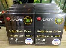 SSD 120 Go original intel