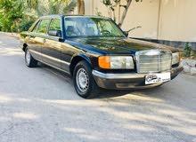 Mercedes 280SEL 1985