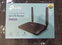 TP Link Archer MR2000 4G/LTE Router - 350 SAR