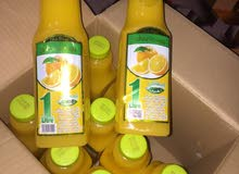 عصير طبيعي طازج وراقي سعر مناسب لبوالمحل والأسواق وسناتر