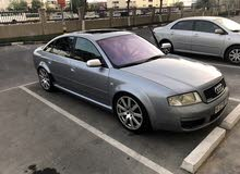 AUdi RS6 2003 MTM V8 twin turbo