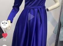 فستان ازرق مالبسته ولا مرا طلبته ابي فيه150