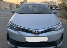 Toyota Corolla 2019 xli 1.6cc engine for sale