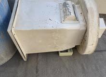 Roof tank exhaust fan cooler complete