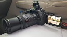 canon 70d with 18-135mm IS STM