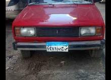 للبيع عربيه لادا روسي موديل 95 بحاله ممتازه
