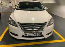 Nissan Sentra 2015 AED 26000/- first owner