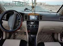 For sale Toyota Corolla car in Mafraq