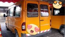 باص نقل مشترك مرسيدس سبرنتر 2003 تربو رقم صاحب الباص 0795300158