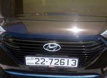 Hyundai Ioniq in Amman for rent