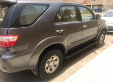 excellent condition toyota fortuner 2010 for sale