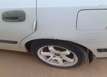 هونداي افنتي 2001  نظيفه محرك كمبيو مشاء الله