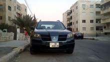 Mitsubishi Outlander car for sale 2006 in Irbid city