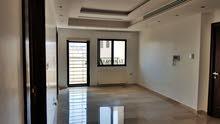 شقة ارضية بتشطيبات فاخرة للايجار في دابوق , مساحة البناء 160م