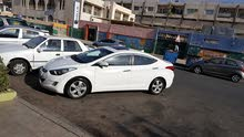 For rent a Hyundai Avante 2014