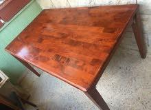 طاوله خشب ماليزي