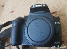 كاميرا للبيع مع عدسه من 75 الي 300