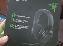 10/10 RAZER KRAKEN X LITE Headset / Headphones.