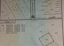 للبيع ارض سكني