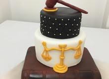 اطلب من الشيف امين االكيكه حسب المناسبه وعلى ذوقك  في الوقت المناسب