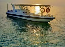 قوارب للاجار  بأرخص الأسعار