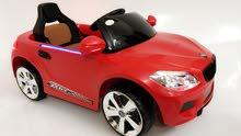 سيارة العاب أطفال من عمرسنتين لا عمر 7